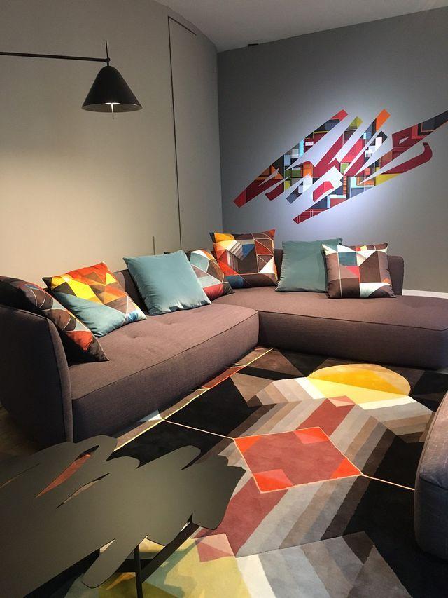 Roche Bobois Nouvelle Collection 2016 De Meubles Design Meuble Design Mobilier De Salon Deco Interieure