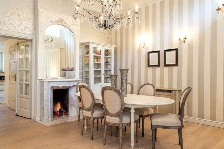 Luxus Esszimmer Im Herrenhaus