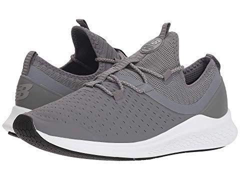 560f547647f3f NEW BALANCE FRESH FOAM LAZR, CASTLEROCK/WHITE. #newbalance #shoes ...