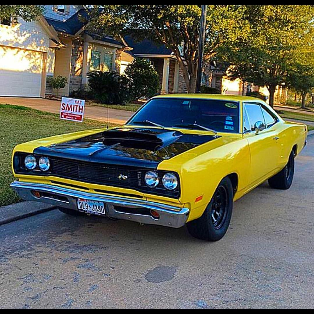 1969 Dodge Coronet Superbee American Muscle Cars Pinterest