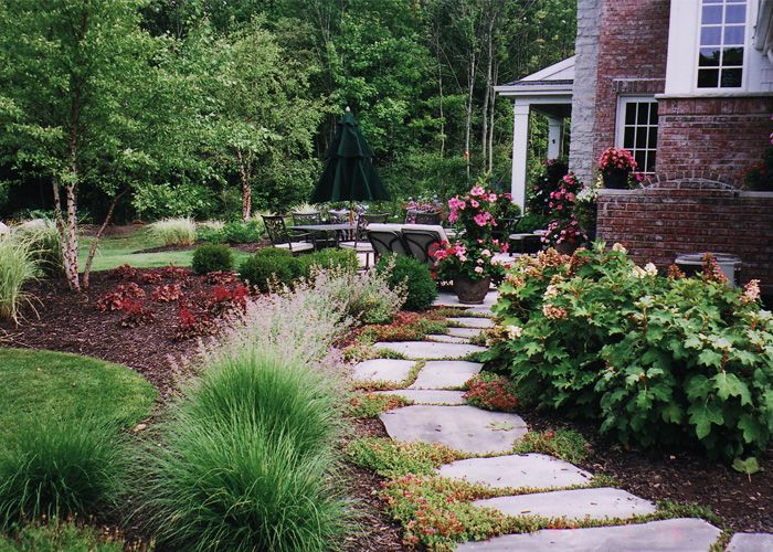 front yard landscaping ideasGoogle Searchgarden ideas