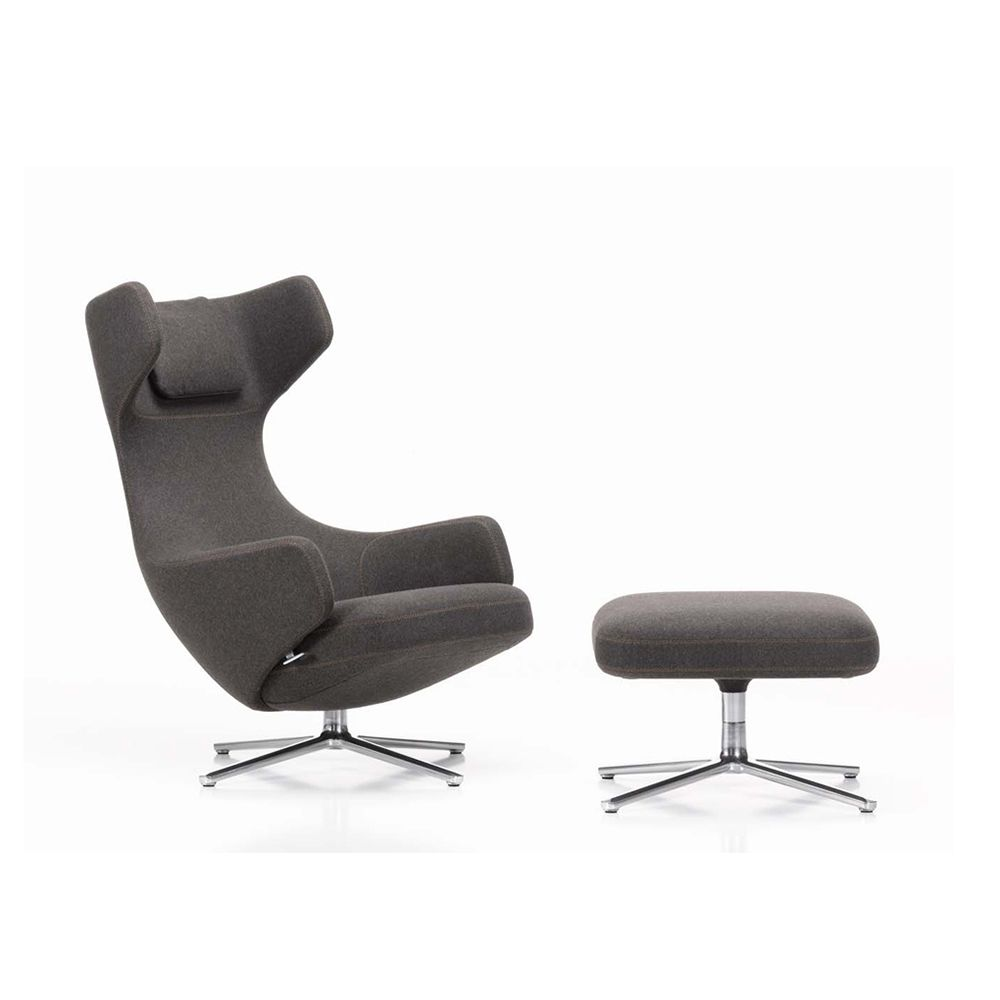 grand repos lounge chair and ottoman replica 950 available at m