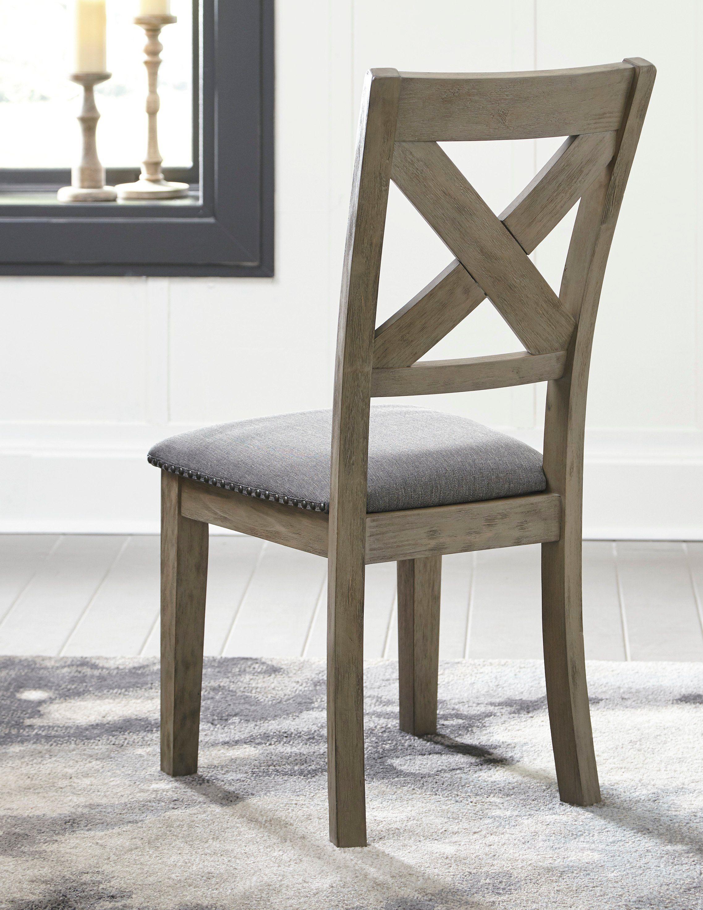 Farmhouse Gray Dining Room Chair Zavier In 2021 Dining Room Chairs Side Chairs Farmhouse Dining Chairs