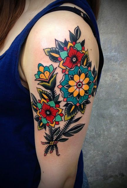 Becca The End Is Near Traditional Style Tattoo Tattoos Color Tattoo