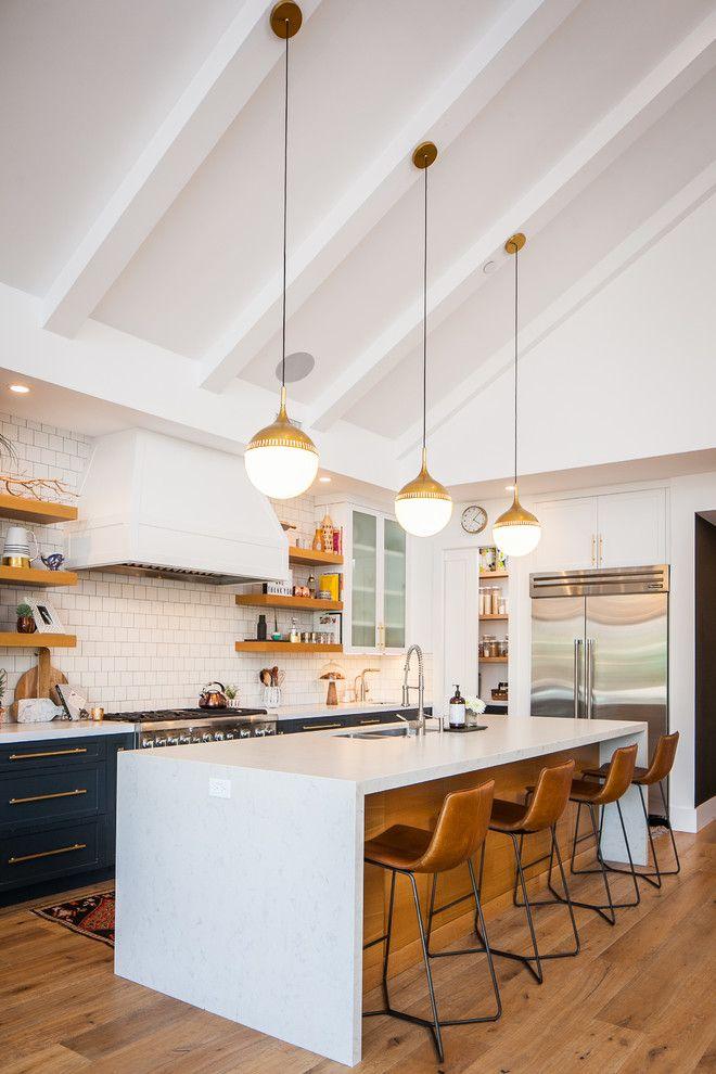 Best Essex Custom Modern Kitchen Remodel Contemporary 640 x 480