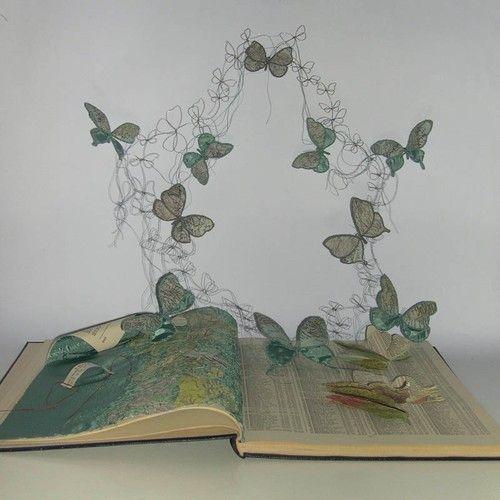 WHEN BOOKS COME TO LIFE