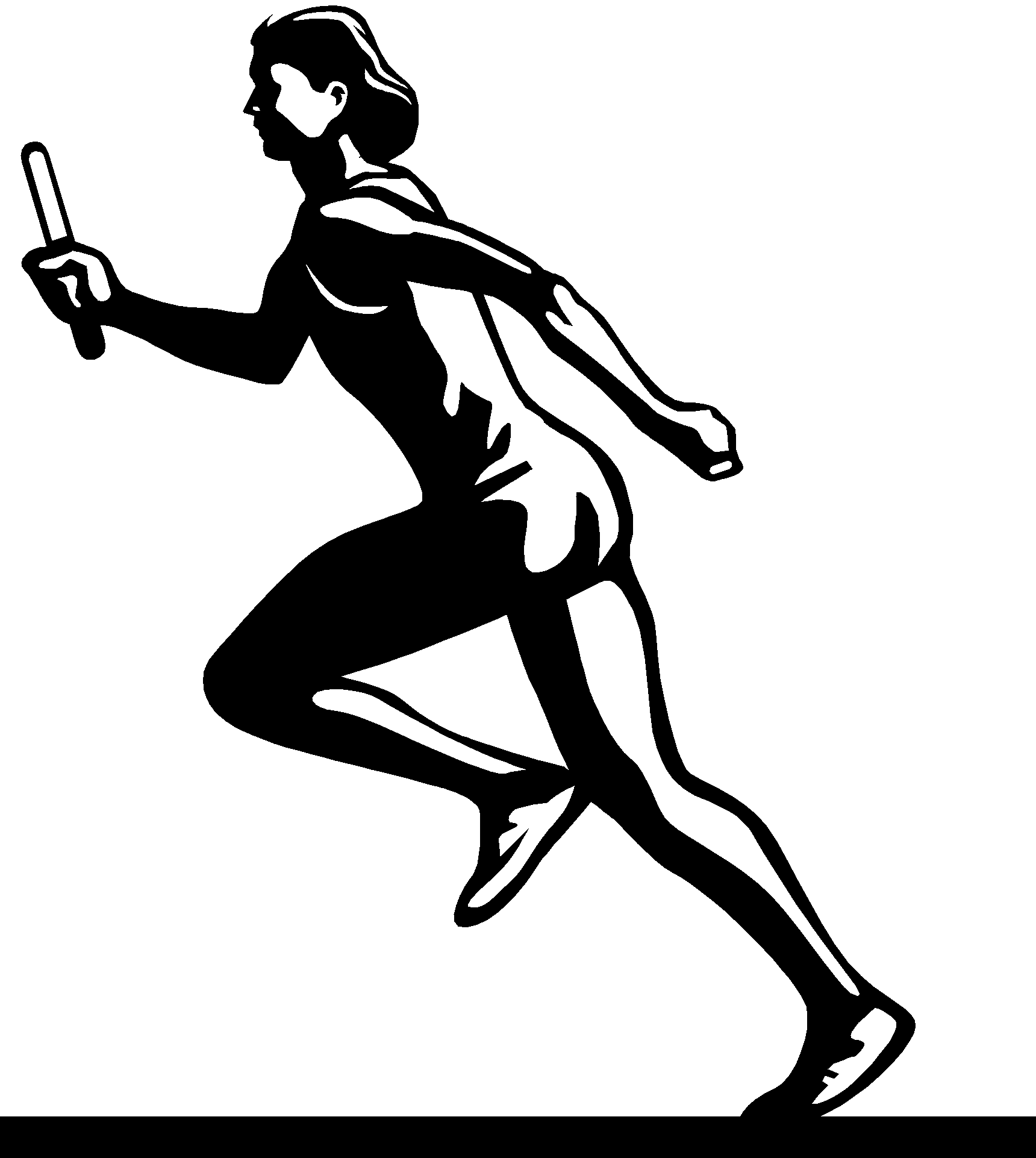 Track And Field Clip Art The Cliparts 2