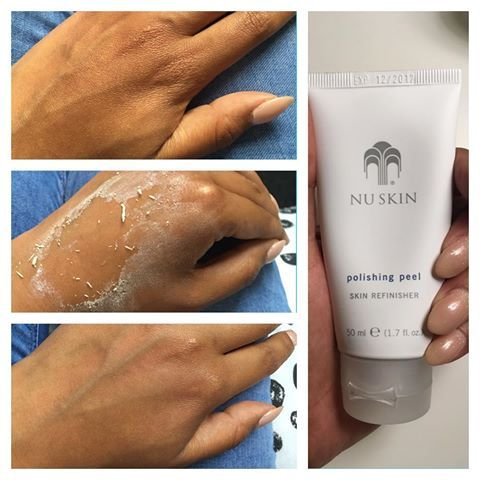 Polishing Peel Skin Refinisher Enjoy Skin Smoothing Results