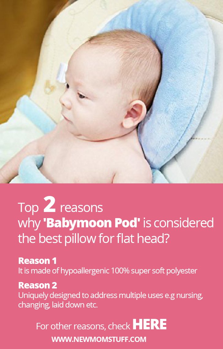 Baby Flat Head Pillow Picks: Choose The Best For Your Baby
