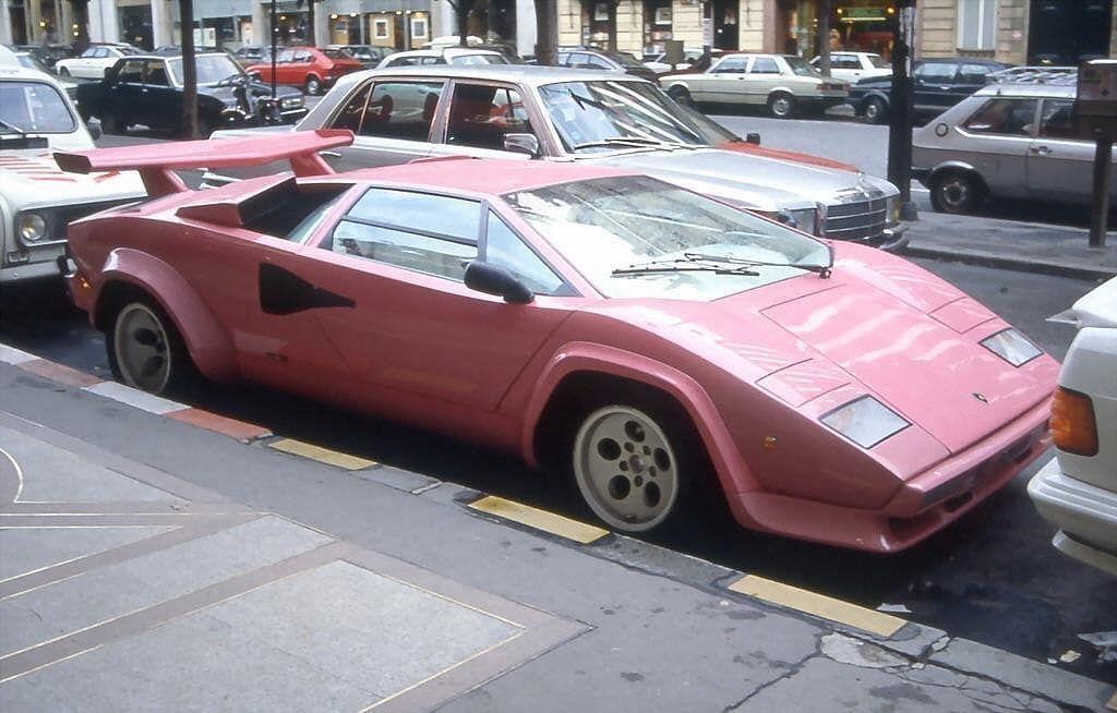 Synthwave 1989 On Instagram Lamborghini Lamborghinicountach
