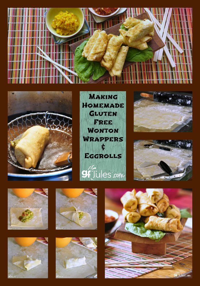 Gluten Free Eggroll Recipe With Images Food Recipes Gluten