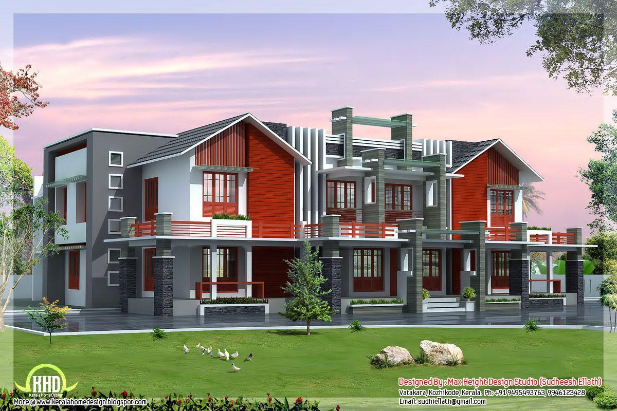 6 Bhk Home Design Part - 21: Pinterest