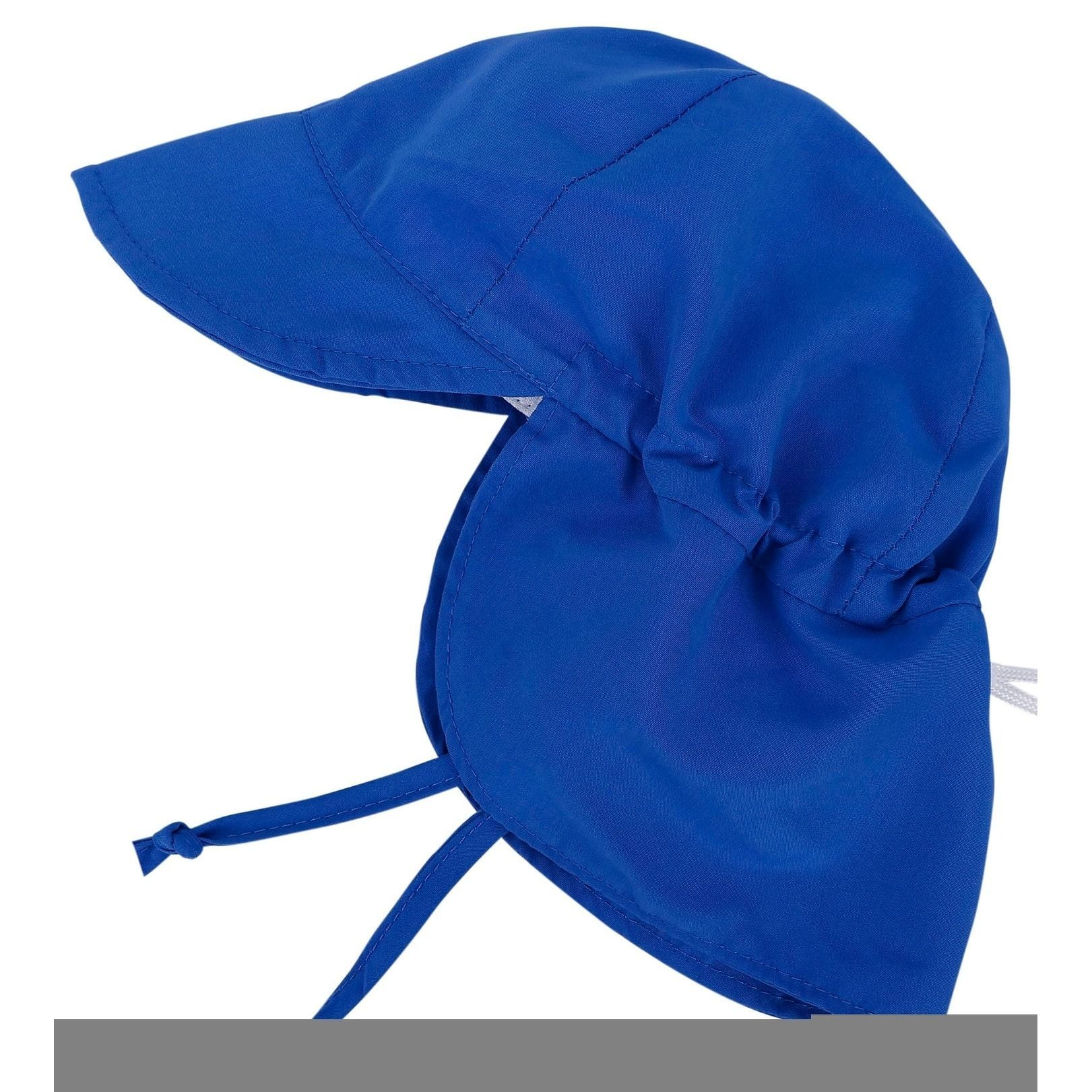 SimpliKids UPF 50+ Infant and Toddler Sun Hat with Neck Flap and Drawstring 9b251344853