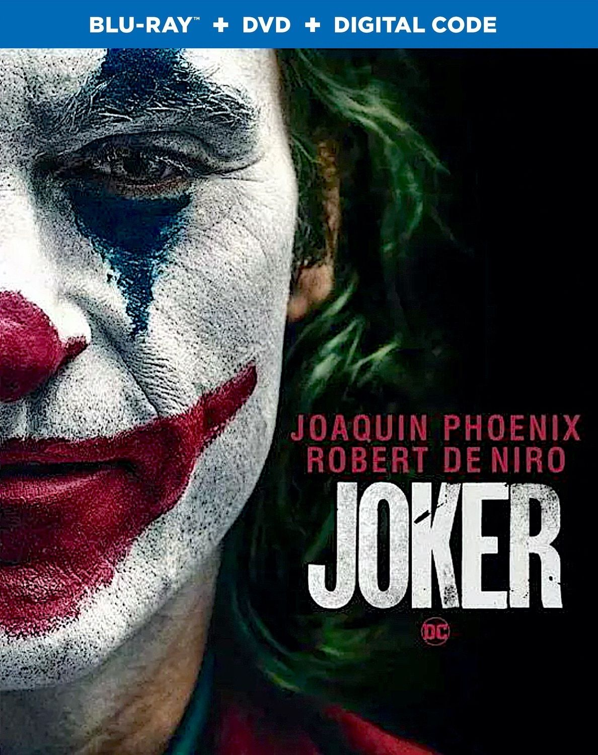 JOKER BLURAY (WARNER) Joker, Joker full movie, Blu ray