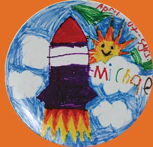 Fun Childrens Activity Kids Art Ages 7 8 FA161 Show Individuality