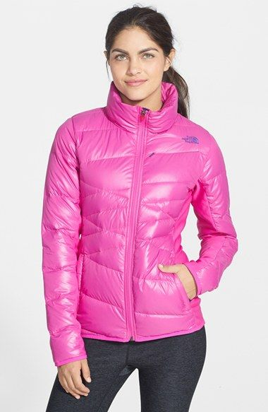 04fb1d269 The North Face 'Hyline' Hybrid Down Jacket available at #Nordstrom ...