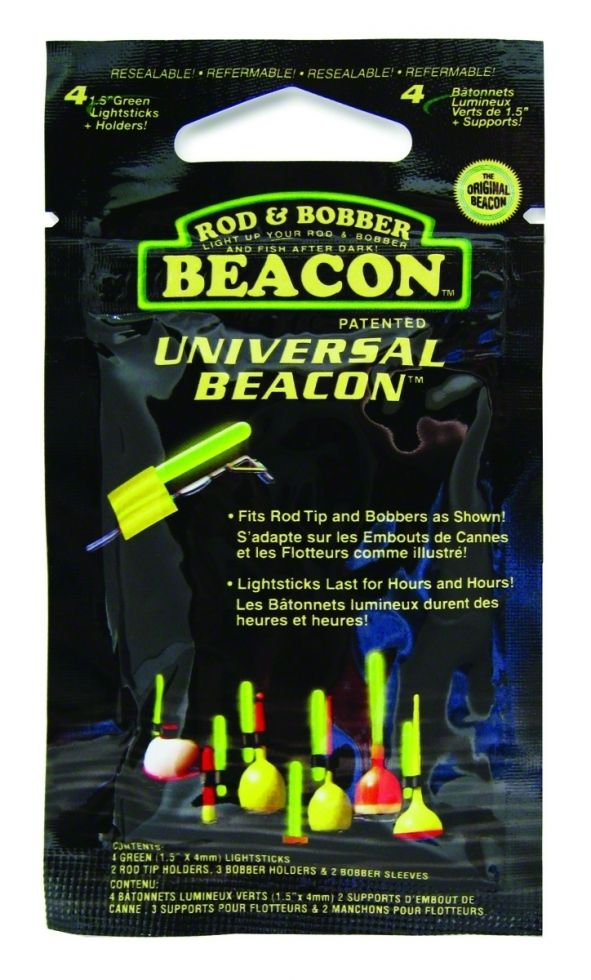 Original Glow Bobbers Are Easy To Use Light Up As Soon The Hit Water With 30 Hours Of