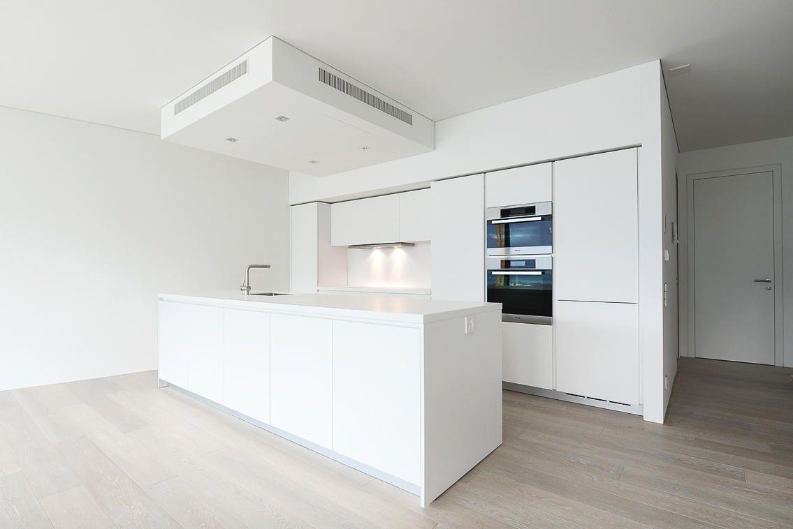 Cucine varenna per residenza westside a lugano cucine moderne di design cucina varenna canton - Design cucine moderne ...