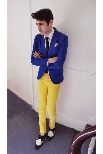 1000  images about Yellow pants on Pinterest