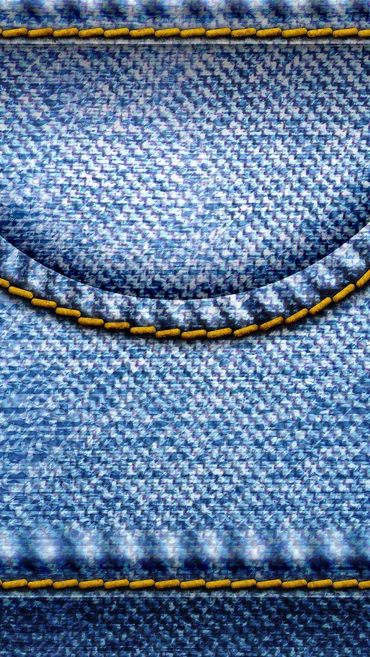 Lockscreens Hipster Jeans Denim Pocket Blue Cool HD IPhone 6 Wallpaper
