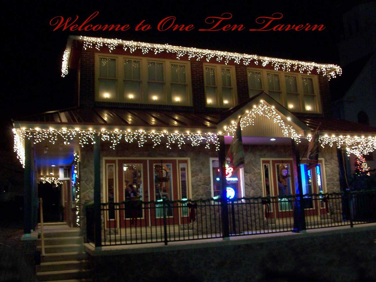 One Ten Tavern, Palmerton PA Sports bar, Tavern