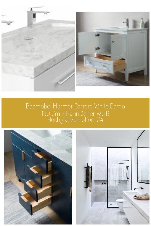 Mae Waschtischunterschrank B H T 128 45 54 Cm Waschbecken Marmor Naturstein B H T 130 5 55 Cm Waschtisch Gesamt B H T 130 50 55 Cm Lieferumfang Unterschrank Mit In 2020