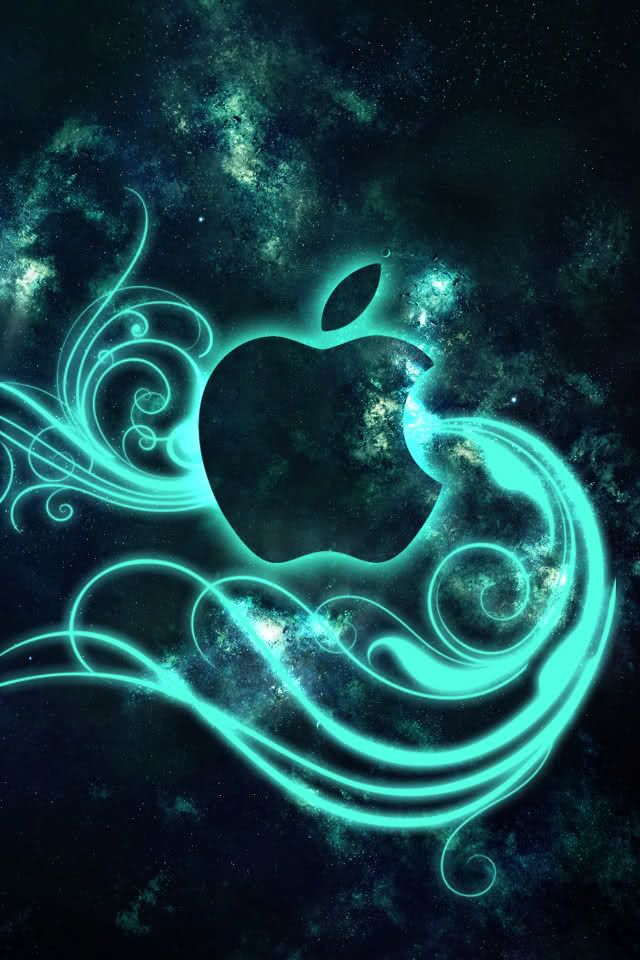 Apple Logo D Wide New HD Wallpapers