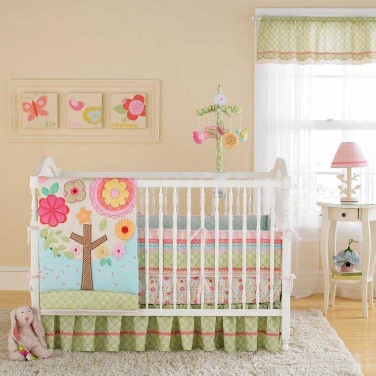 Cuartos de bebe treinta y ocho dise os encantadores - Habitaciones ninos decoracion ...