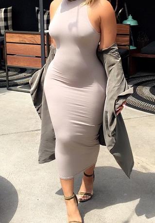 Fat ass thin waist
