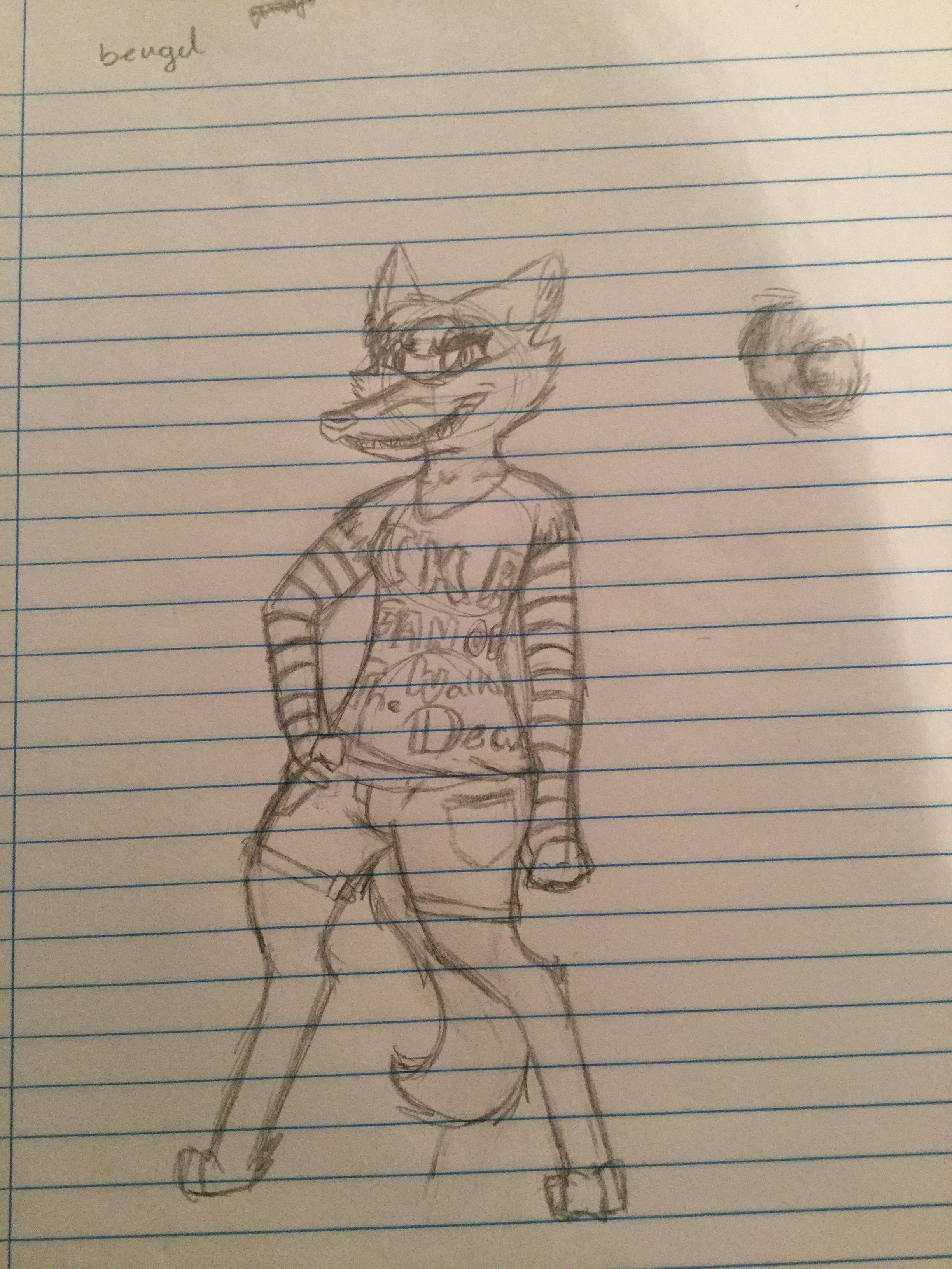 """Wip for Alexis her OC Vinnie >w< *by """"sparks husky"""" on Pinterest*"""