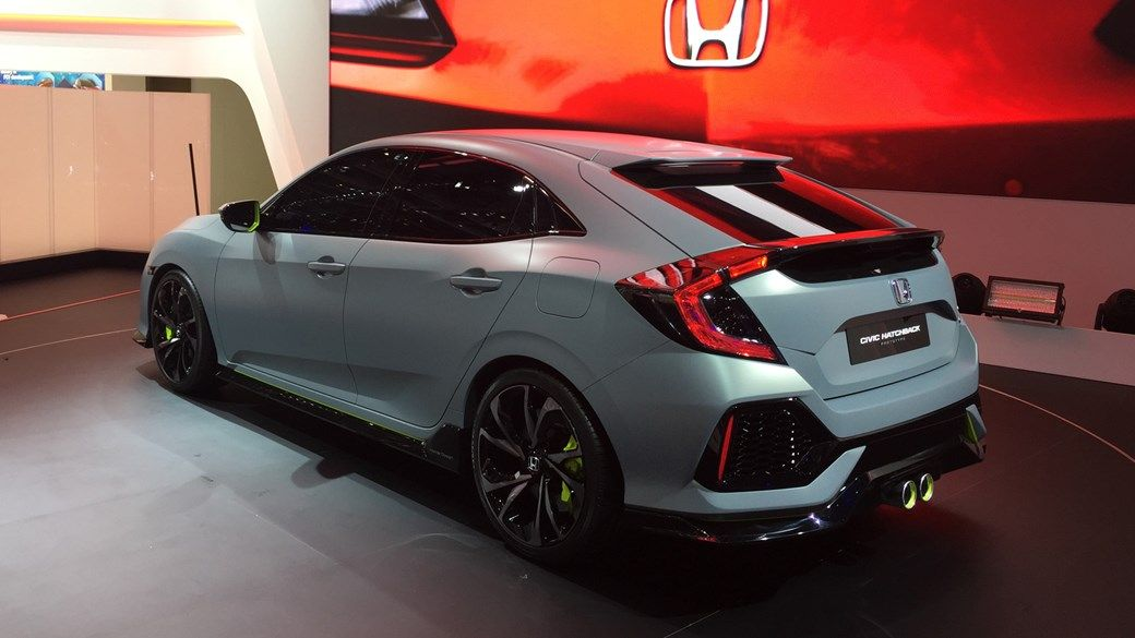 2017 honda civic sedan Obrazy
