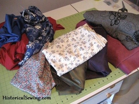 What to Do With Small Yardages in the Stash