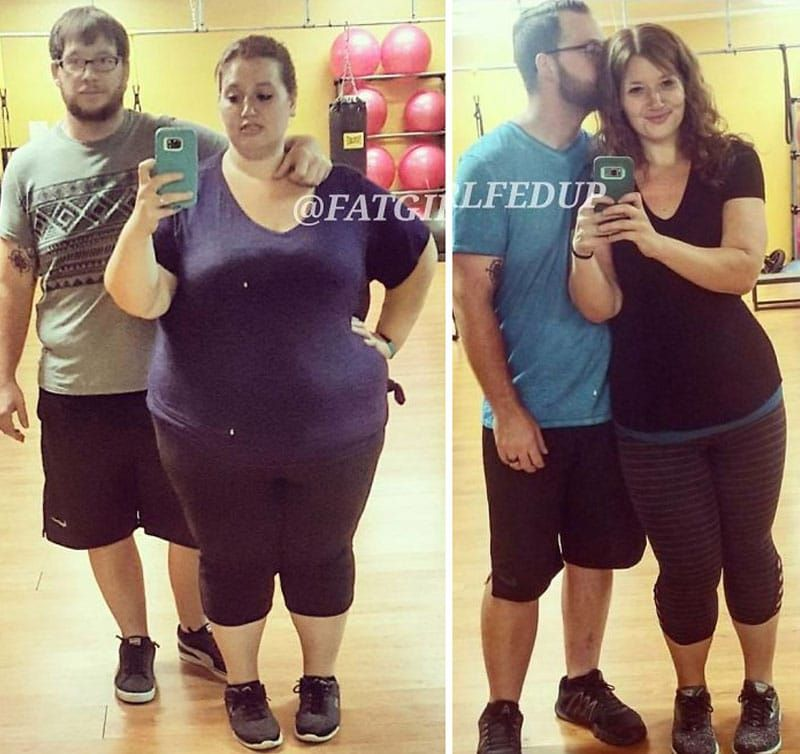 4d40882d70c4cb Woman Weighing 500lbs Goes Through An Amazing Transformation ...
