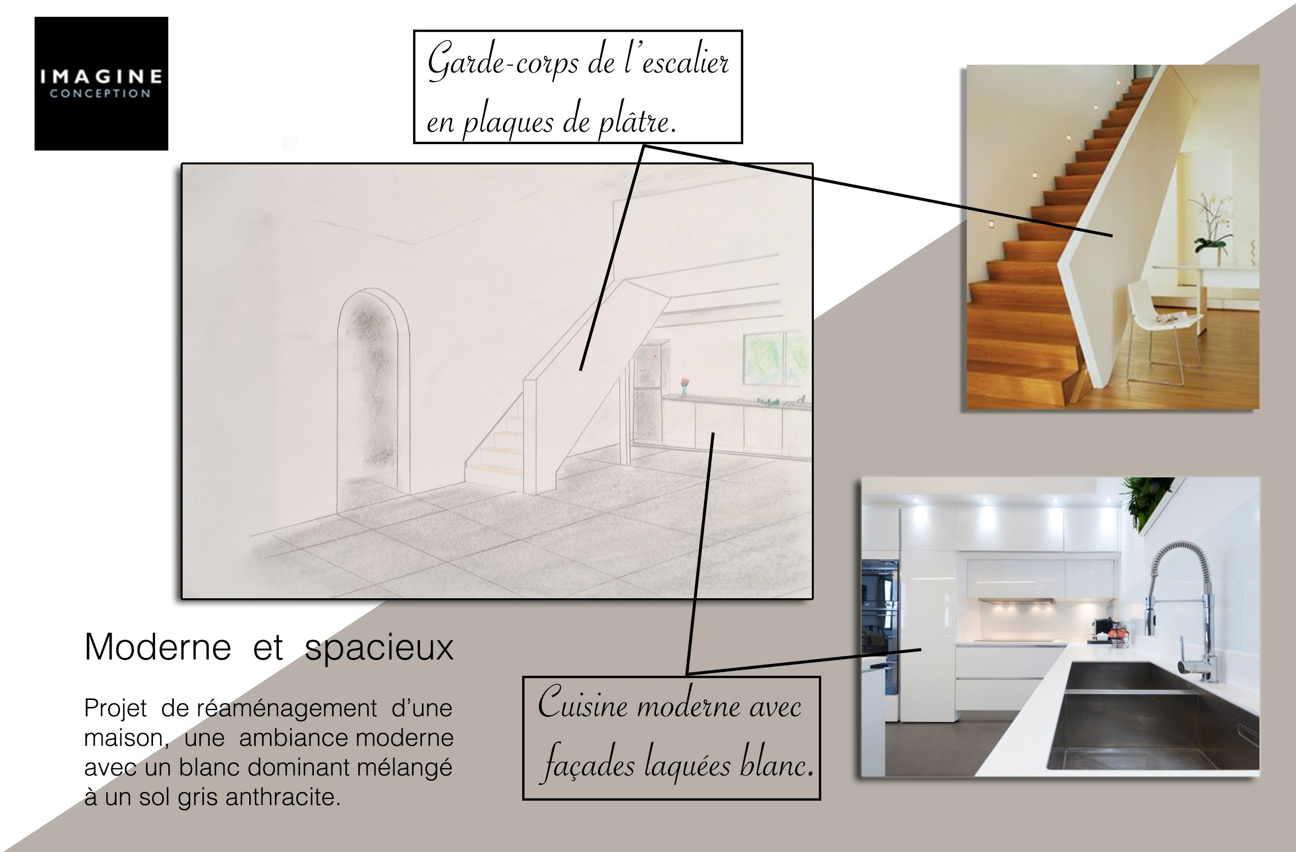 Planche Tendance Pour Un Projet Darchitecture Dintrieur Mood Board For Interior Design ProjectsMood BoardsProject
