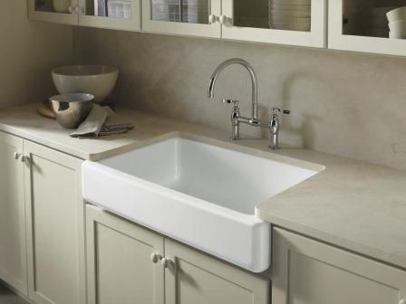 Kohler With Images Kitchen Design Trends Kitchen Tops Farmhouse Sink Kitchen