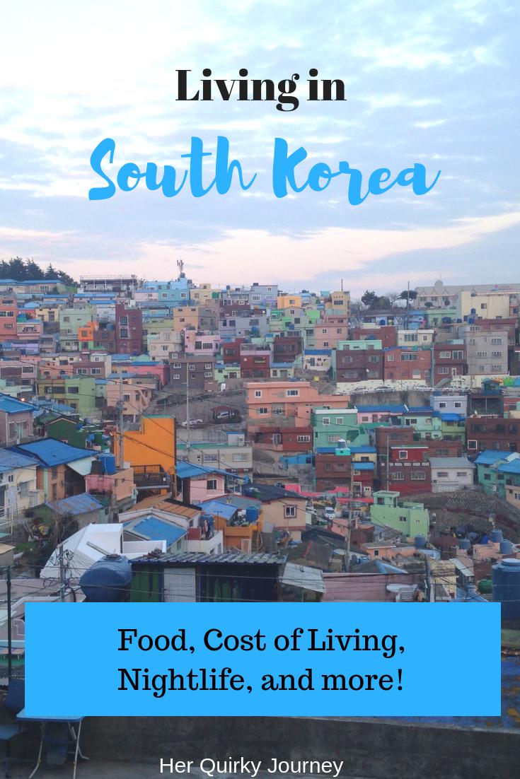 Living In South Korea Living In Korea Korea Travel South Korea