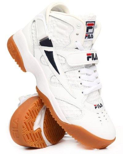 75c670a960a9 Fila Mens Spoiler Small Logos Sneaker