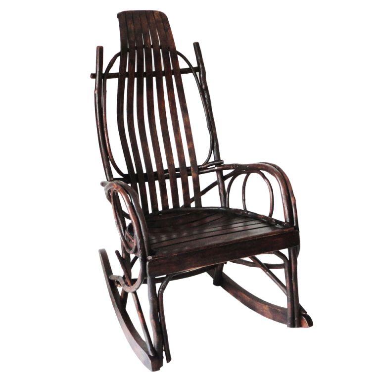 Amish Child's Bentwood Rocking Chair | 1stdibs.com - Amish Child's Bentwood Rocking Chair Rocking Chairs, Children S