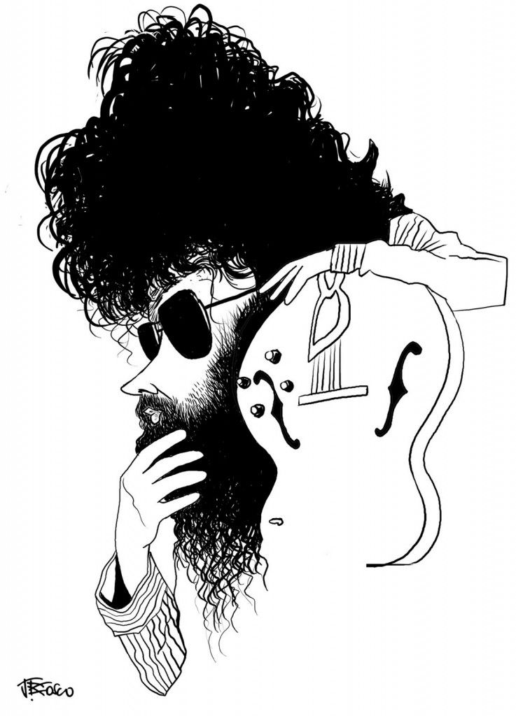 Top 15 Caricaturas De Famosos Raul Seixas Caricatura E Desenhos