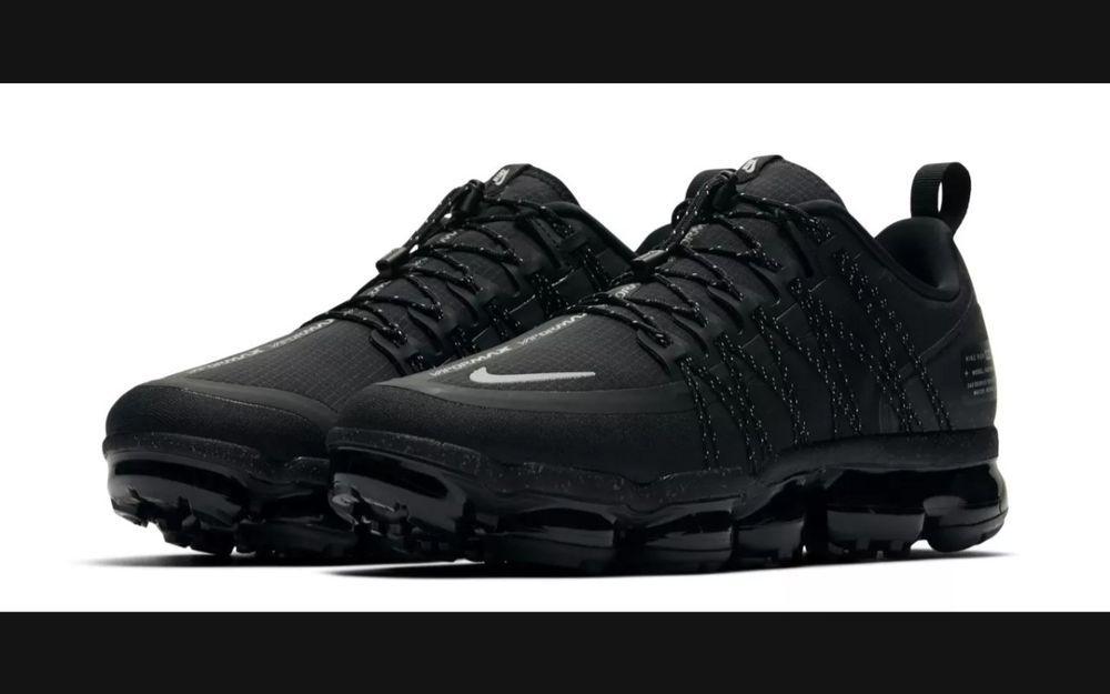 be97b7a4dd1 Nike Air Vapormax Run Utility BlackReflectSilver Mens Running Shoes AQ8810  Sz  fashion  clothing  shoes  accessories  mensshoes  athleticshoes (ebay  link)