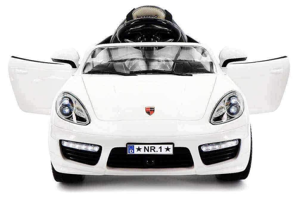 356e45b813a72 2018 Best Kiddie Roadster Ride On Car For Kids - Parental Remote - PEARL  WHITE
