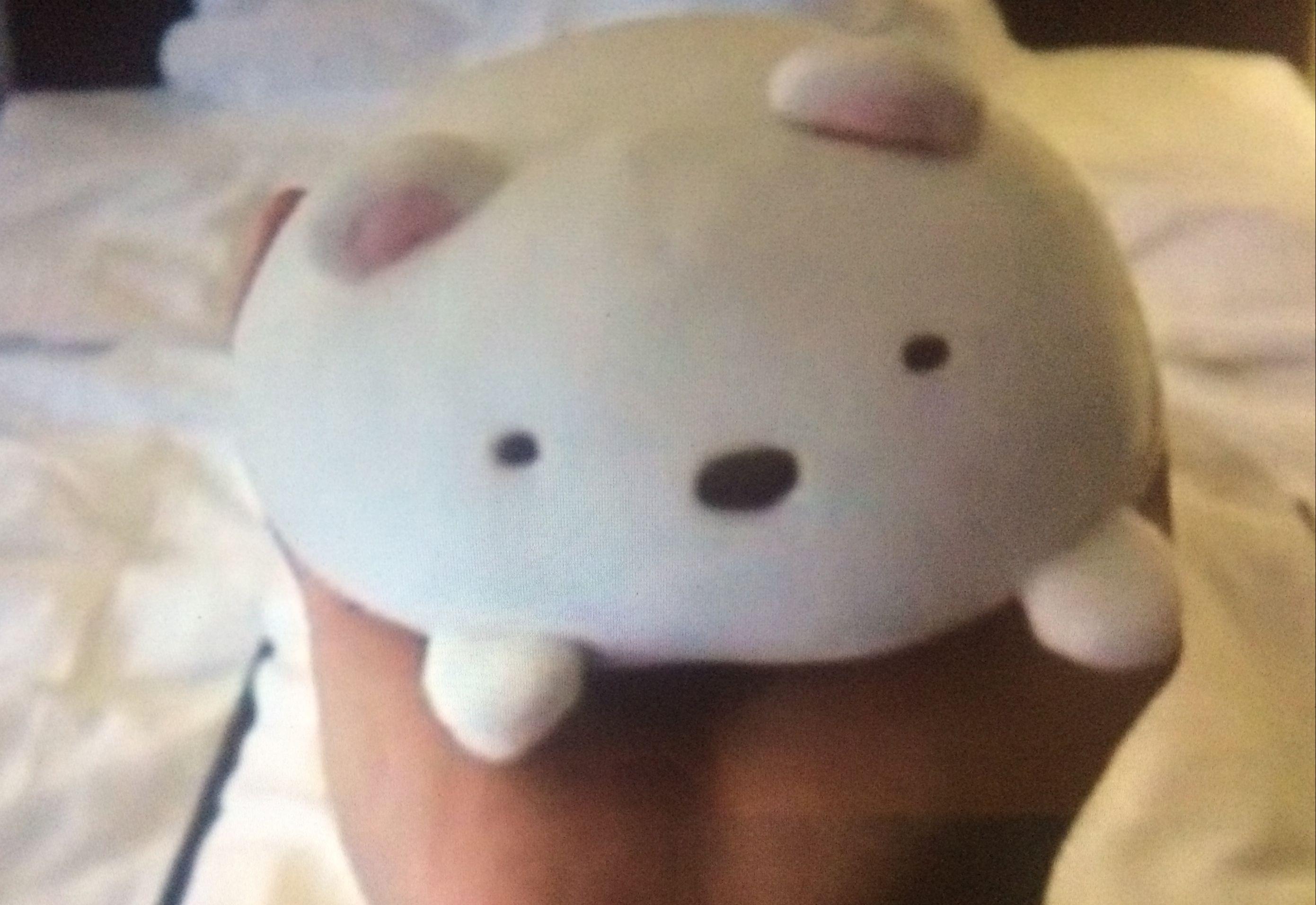 "San-X Sumikko gurashi Peluche Orso Polare 4/"""