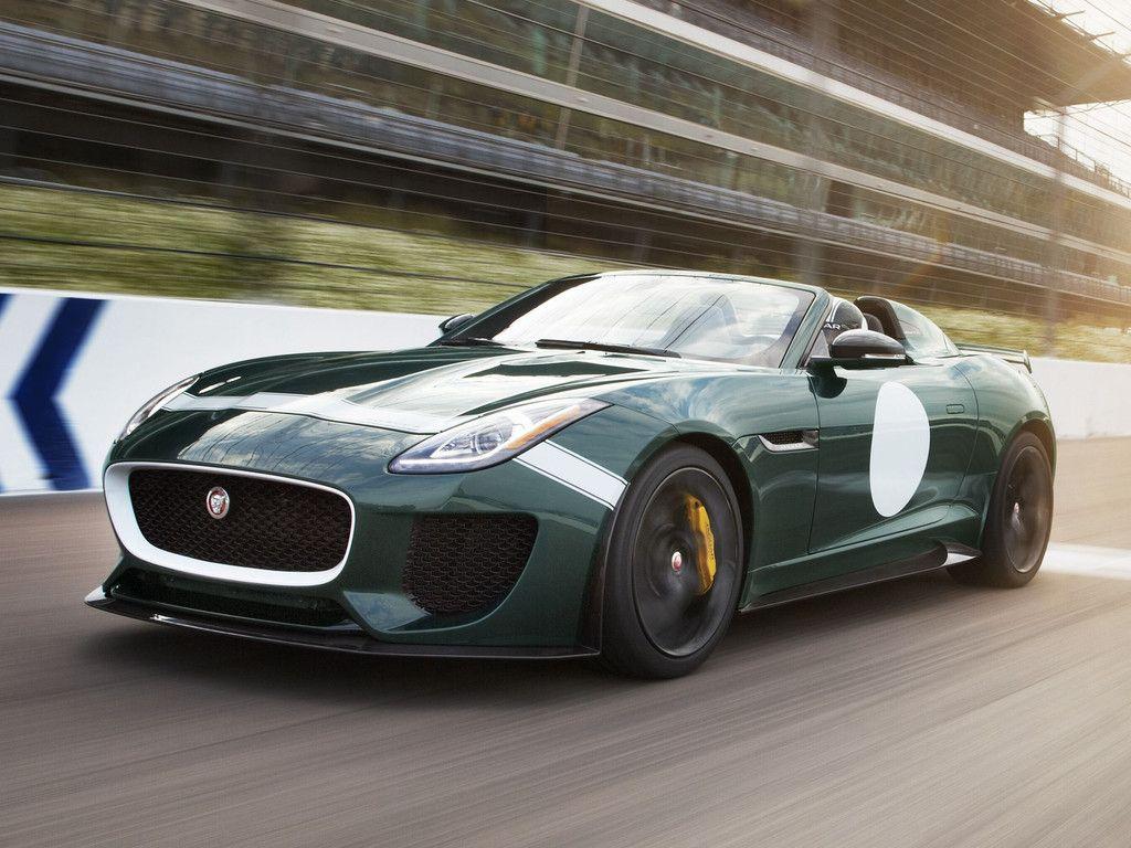 Cars   Jaguar F TYPE Project 7 : Une Série Limitée Racée Et Exceptionnelle  Voit