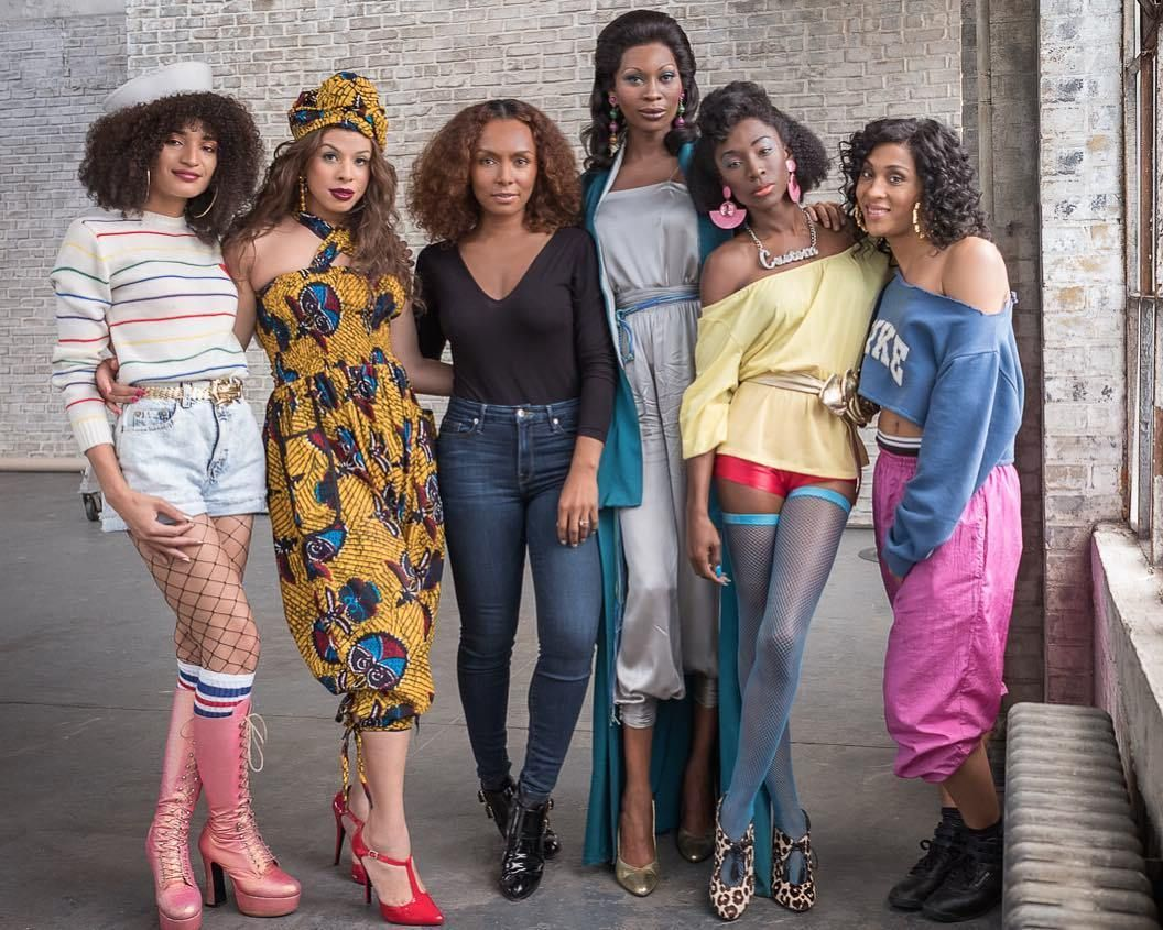 Image result for pose fx complete cast | POSE in 2019 | Poses, Janet