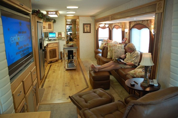 Motor Home Remodeling Ideas | The RVTV Powerhouse Super