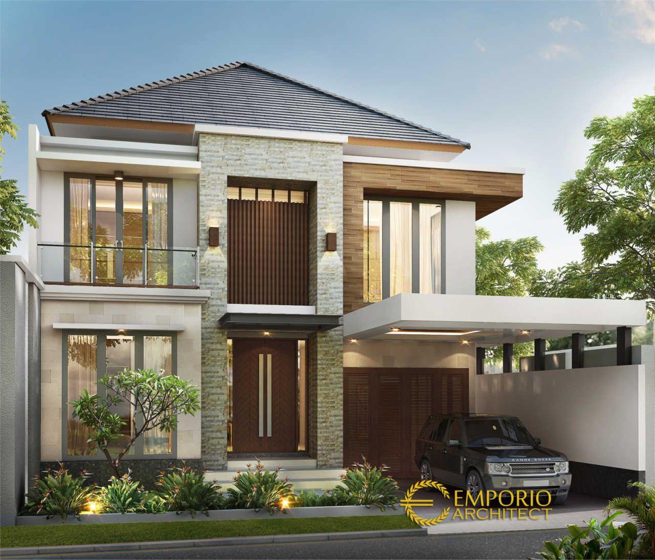 Villa Unik Desain