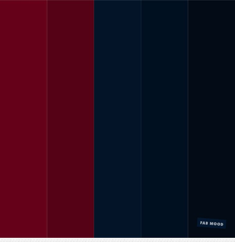 Burgundy And Navy Blue Color Palette Colorpalette Burgundy