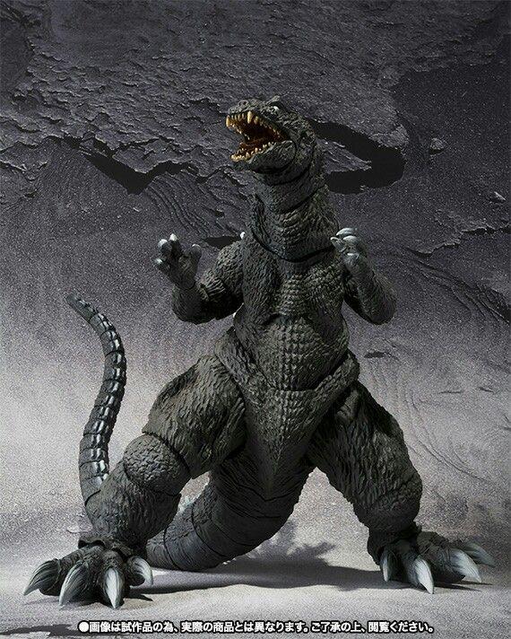 SH Monster Arts Godzilla 2001