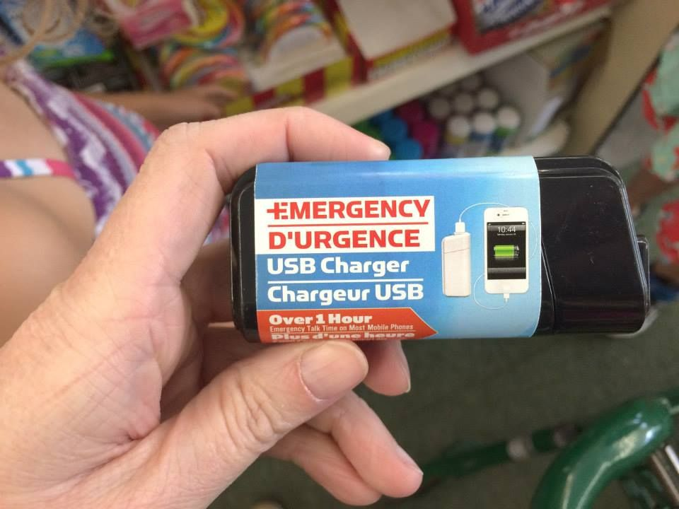 Emergency Usb Chargers Takes 2 Batteries From The Dollar Tree Usb Chargers Prepper Items Survival