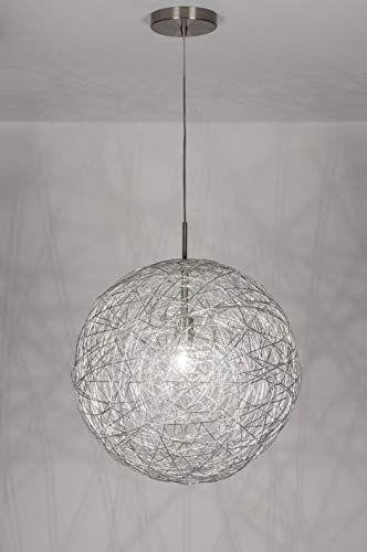 Lumidora Pendelleuchte Sale Modern Aluminium Rund Amazon ...